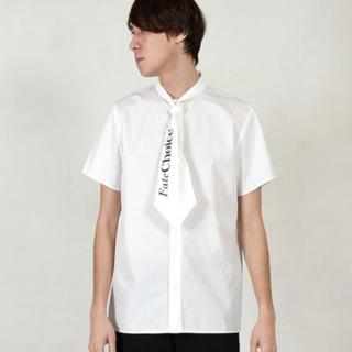 ミルクボーイ(MILKBOY)のmilkboy Fate SHIRTS リボンシャツ(シャツ)