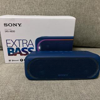 ソニー(SONY)のもずく様専用SONY SRS-XB30(L) ソニー スピーカー(スピーカー)