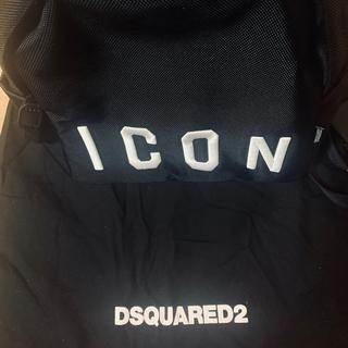 ディースクエアード(DSQUARED2)のDsquared2 ディースクエアード ICON バックパック 新品(バッグパック/リュック)