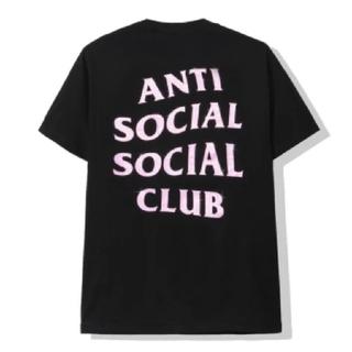 アンチ(ANTI)のASSC Find Me Black Tee [Sサイズ](Tシャツ/カットソー(半袖/袖なし))