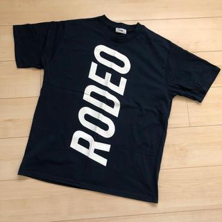 ロデオクラウンズ(RODEO CROWNS)の《美品》ロデオクラウンズ  メンズ 半袖Tシャツ(Tシャツ/カットソー(半袖/袖なし))