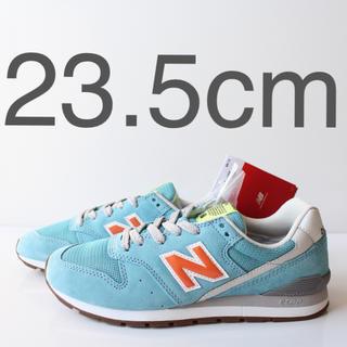 ニューバランス(New Balance)の新品 ニューバランス CM996 URB ブルーオレンジ 23.5cm(スニーカー)