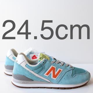 ニューバランス(New Balance)の新品 ニューバランス CM996 URB ブルーオレンジ 24.5cm(スニーカー)