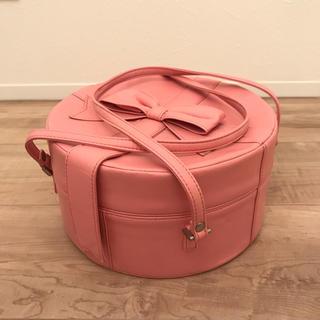 エミリーテンプルキュート(Emily Temple cute)のエミキュ帽子箱型バニティbag☆ EmilyTemplecute(ハンドバッグ)