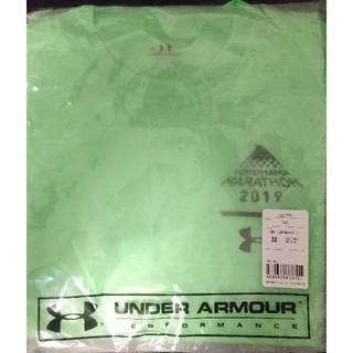 アンダーアーマー(UNDER ARMOUR)の横浜マラソン2019 Tシャツ 未開封(Tシャツ/カットソー(半袖/袖なし))