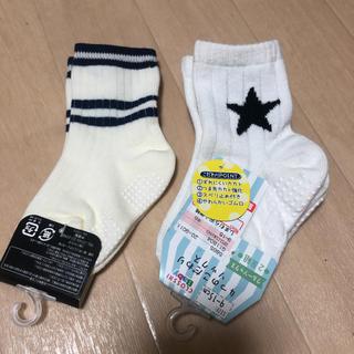 シマムラ(しまむら)のしまむら バースデイ futafuta 9〜12 9〜15 新品 タグ付き(靴下/タイツ)
