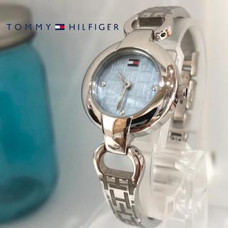 トミーヒルフィガー(TOMMY HILFIGER)のTOMMY HILFIGER トミーヒルフィガー腕時計 レディース 新品電池(腕時計)