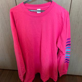 アンディフィーテッド(UNDEFEATED)のUNDEFEATED ロンT 新品未使用(Tシャツ/カットソー(七分/長袖))