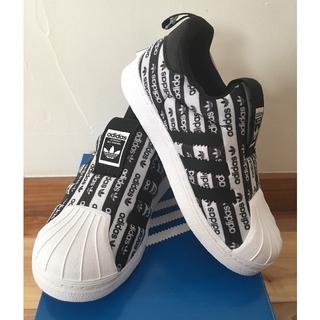 アディダス(adidas)のたっくん様専用【新品】adidas スリッポン SS360(16〜16.5cm)(スリッポン)