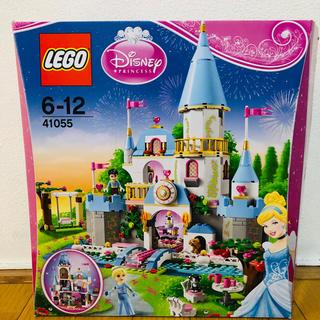 Disney - LEGO シンデレラ城 41055❣️カエルおまけ!