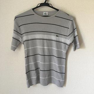 ラコステ(LACOSTE)のLACOSTE ニット 半袖 セーター (ニット/セーター)