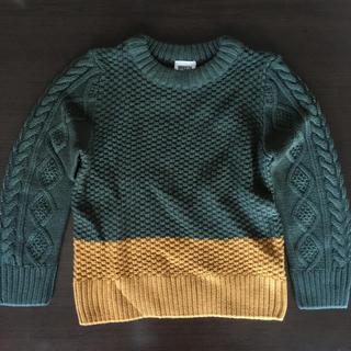 ブリーズ(BREEZE)の送料込 BREEZE ニット 110cm ブリーズ セーター 子供服(ニット)