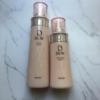 デュウ(DEW)のみさき様専用【新品♪】DEW 化粧水、乳液セット(化粧水/ローション)