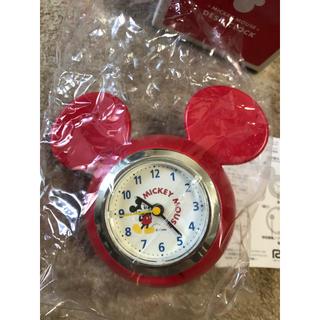 ディズニー(Disney)のディズニー ミッキー  時計(置時計)