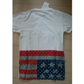 ヴィスヴィム(VISVIM)のvisvim(ビズビム) FLAG TEE S/S STARS N.D. 1 (Tシャツ/カットソー(半袖/袖なし))
