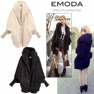 エモダ(EMODA)の【超美品】EMODA/エモダ☆ボアコート(毛皮/ファーコート)