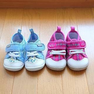 ニシマツヤ(西松屋)のスニーカー ベビースニーカー ベビー靴 baby靴 13センチ 13c(スニーカー)