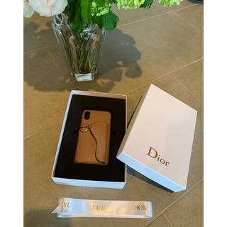 ディオール(Dior)のSALE!DIOR iPhone XS カバー(iPhoneケース)