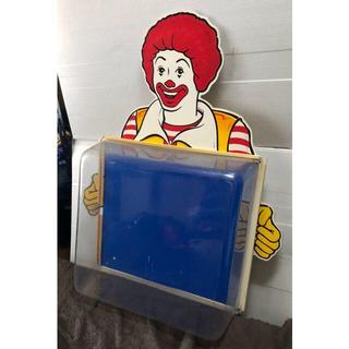 マクドナルド(マクドナルド)の☆レア!マクドナルド ハッピーミール ディスプレイ US McDonald's(その他)