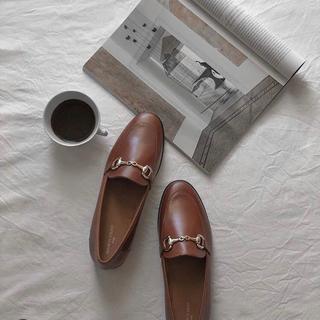 イエナ(IENA)のMARION TOUFET ビットローファー(ローファー/革靴)