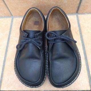 BIRKENSTOCK - ☆BIRKENSTOCK  メンズ靴☆27 黒 革靴