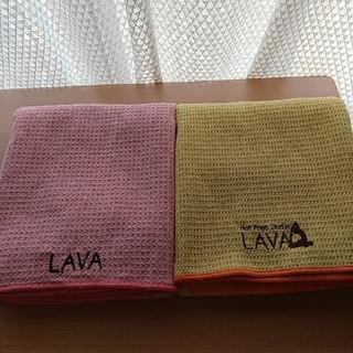LAVA ヨガラグ2点セット(ヨガ)