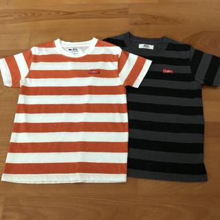 イッカ(ikka)のikka イッカ  半袖 Tシャツ 2枚セット 140(Tシャツ/カットソー)