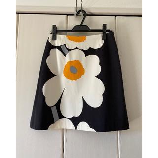 マリメッコ(marimekko)のnana様専用 マリメッコ ウニッコ柄スカート36(ミニスカート)