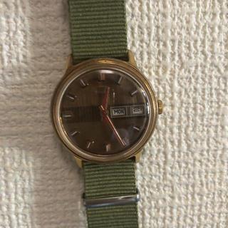 タイメックス(TIMEX)の70s TIMEX タイメックス 腕時計 ミリタリーウォッチ ヴィンテージ(腕時計(アナログ))