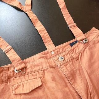 パーリッシィ(PAR ICI)のPAR ICI サスペンダーつき パンツ ズボン オーバーオール(サロペット/オーバーオール)