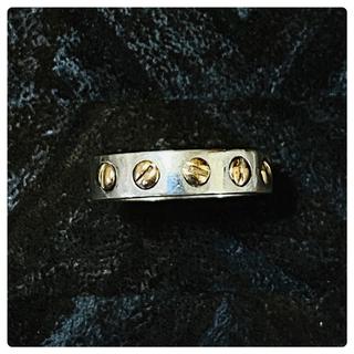アヴァランチ(AVALANCHE)のシルバー925 K10 リング(リング(指輪))