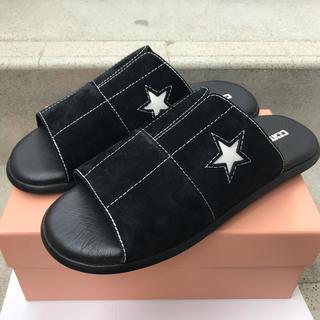 コンバース(CONVERSE)のconverse addict one star sandal 27cm(サンダル)