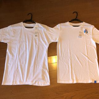 グンゼ(GUNZE)の【新品 未使用品】グンゼ クルーネックTシャツ(M)2枚セット(Tシャツ/カットソー(半袖/袖なし))