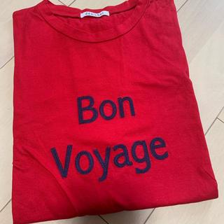 ドゥロワー(Drawer)のロゴTシャツ(Tシャツ/カットソー(半袖/袖なし))