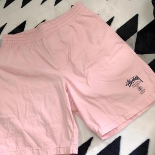 STUSSY - stussy short pants