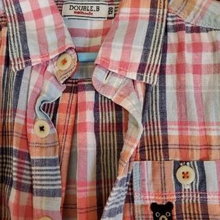 ダブルビー(DOUBLE.B)のダブルBのシャツ(ブラウス)