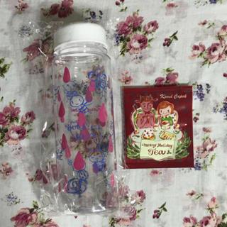 アフタヌーンティー(AfternoonTea)のカレルチャペック  非売品 リユースボトル(茶)