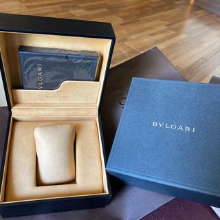 ブルガリ(BVLGARI)のブルガリ 時計 箱(その他)