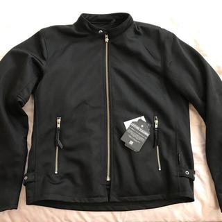 カドヤ K'S PRODUCT バイク用メッシュジャケット MR-1 ブラック(ライダースジャケット)