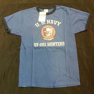 バズリクソンズ(Buzz Rickson's)の新品未使用 バズリクソンズ Tシャツ リンガー BR77042(Tシャツ/カットソー(半袖/袖なし))