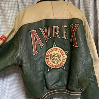 アヴィレックス(AVIREX)の革ジャケット(ライダースジャケット)