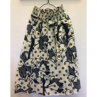 ベルメゾン(ベルメゾン)の2wayスカート(ひざ丈スカート)
