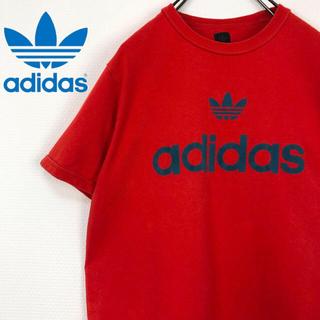 アディダス(adidas)のアディダスオリジナルス 90sビッグロゴ コットンTシャツ(Tシャツ/カットソー(半袖/袖なし))