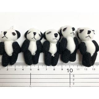 6個パンダ(各種パーツ)