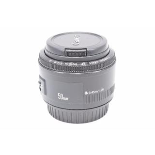 良品 キャノン Canon EF 50mm f1.8 Ⅱ(レンズ(単焦点))