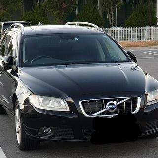 ボルボ(Volvo)の値下げH21年式ボルボV70 AWD T6 車検R4年10月諸費用込み(車体)