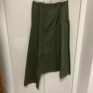 ワイズ(Y's)のy's アシンメトリースカートパンツ(その他)
