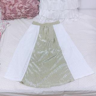 メリージェニー(merry jenny)のメリージェニー ♡スカート(ひざ丈スカート)