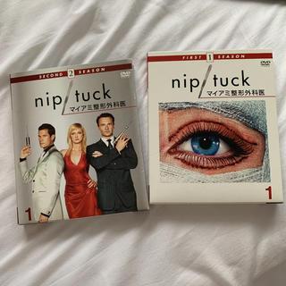NIP/TUCK-マイアミ整形外科医- ファースト〈3枚組〉(TVドラマ)