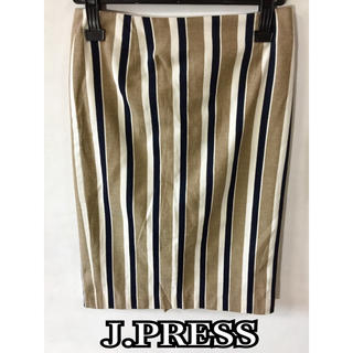 ジェイプレスレディス(J.PRESS LADIES)のジェイプレス J.PRESS スカート(ひざ丈スカート)